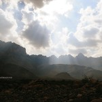 Oman-Hajar-mountains