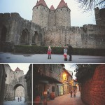 Larmours-travel with kids Carcassone France_09