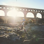 Larmours-travel with kids France_pont du gard_10