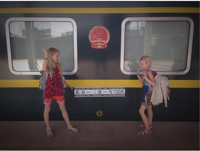 Epic Rail Trip